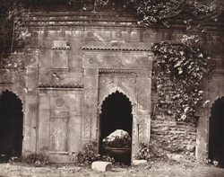 Gaur. Small Golden Mosque